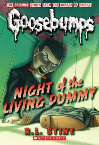 9781407106960: Night of the Living Dummy (Classic Goosebumps)