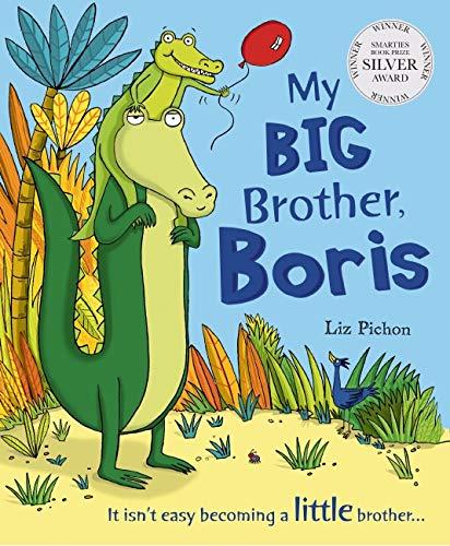 9781407107066: My Big Brother, Boris