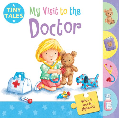 9781407107394: My Visit to the Doctor (Tiny Tales)