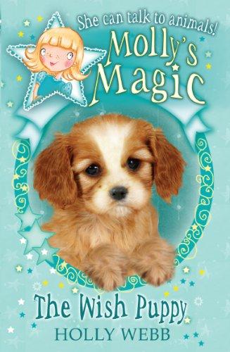 9781407107516: The Wish Puppy (Magic Molly)