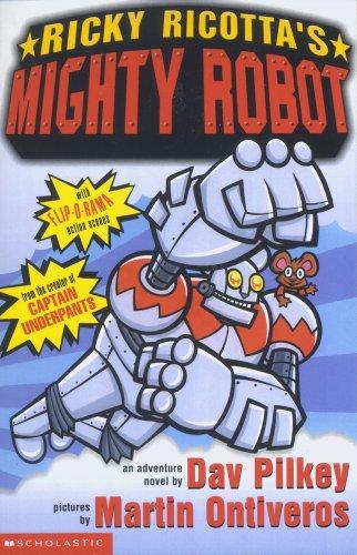 9781407107585: Ricky Ricotta's Mighty Robot