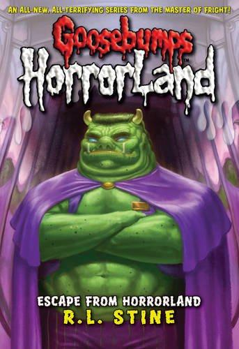 9781407107714: Escape From HorrorLand (Goosebumps Horrorland)