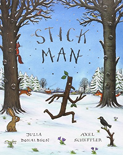 9781407108827: ~ Stick Man Gift Edition Board Book