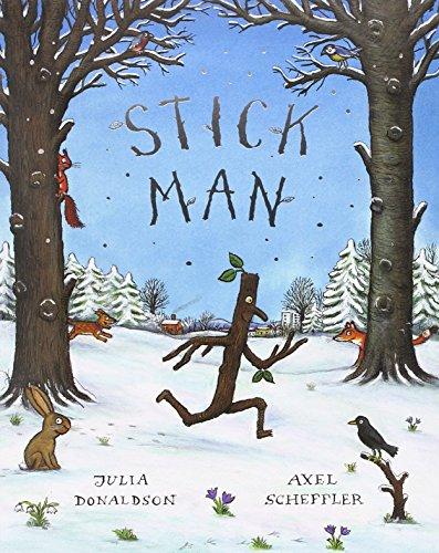 9781407108827: Stick Man