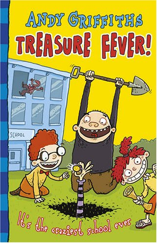 9781407108988: TREASURE FEVER! (HENRY MCTHROTTLE)