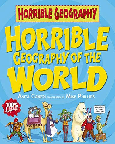 9781407109268: Horrible Geography of the World