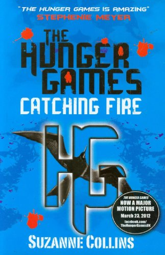 9781407109367: Catching Fire (Hunger Games, Book 2)