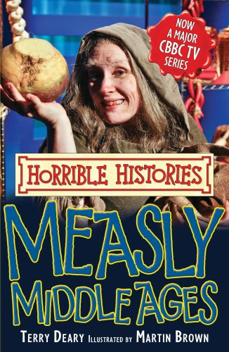 9781407109480: Measly Middle Ages (Horrible Histories TV Tie-in)