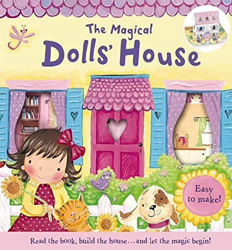 Magical Dolls' House (Build-a-story): Powell, Jillian