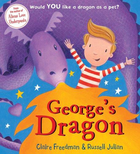 9781407109985: George's Dragon