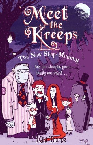 meet the kreeps new step mummy maze
