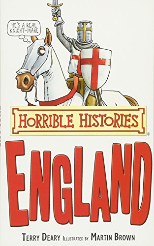 9781407110417: England (Horrible Histories Special)