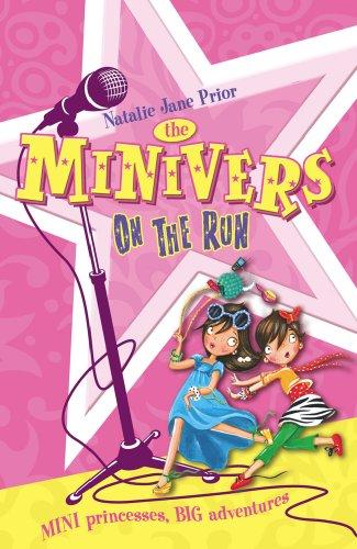 9781407110448: Minivers on the Run (The Minivers)