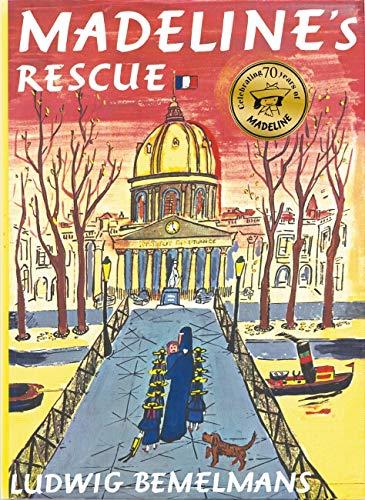 madeline's rescue: Ludvig Bemelmans