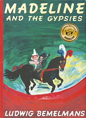 9781407110578: Madeline and the Gypsies