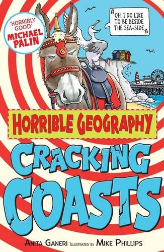 9781407110806: Cracking Coasts (Horrible Geography)