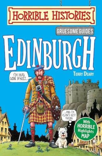 9781407110974: Gruesome Guides: Edinburgh (Horrible Histories)