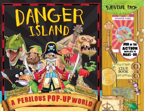 9781407111322: Danger Island: Perilous Pop-Up World