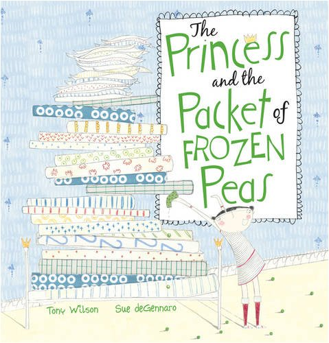 9781407111452: The Princess and the Packet of Frozen Peas