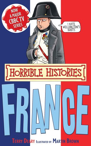9781407111841: France (Horrible Histories Special)