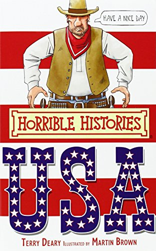 9781407111858: Horrible Histories. The USA