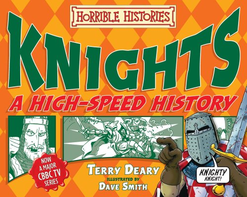 9781407111872: Knights: A High-Speed History