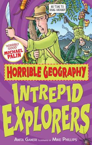 9781407112053: Intrepid Explorers (Horrible Geography)