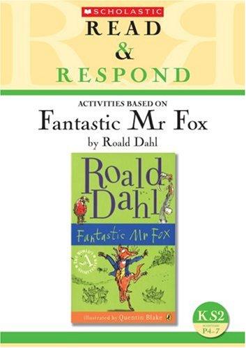 9781407112404: Fantastic Mr Fox Teacher Resource (Read & Respond)