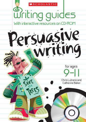 9781407112480: Persuasive Writing for Ages 9-11 (Writing Guides)