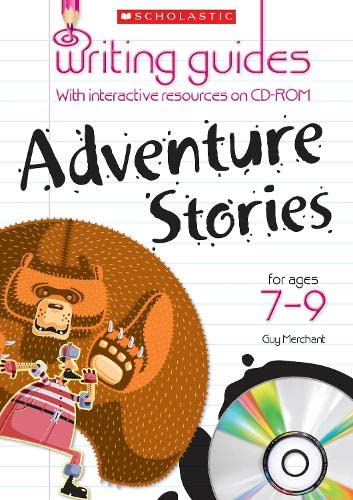 9781407112503: Adventure Stories for Ages 7-9 (Writing Guides)