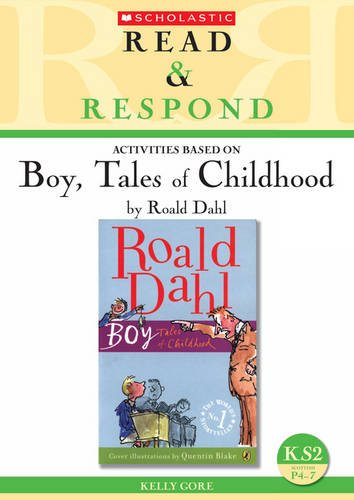 9781407113999: Boy, Tales of Childhood (Read & Respond)