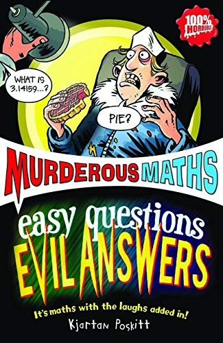 9781407114514: Easy Questions, Evil Answers (Murderous Maths)