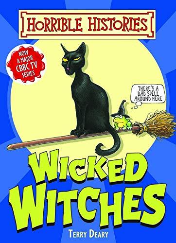 9781407114668: Witches (Horrible Histories Handbooks)