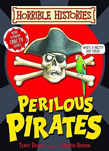 9781407114682: Perilous Pirates (Horrible Histories Handbooks)