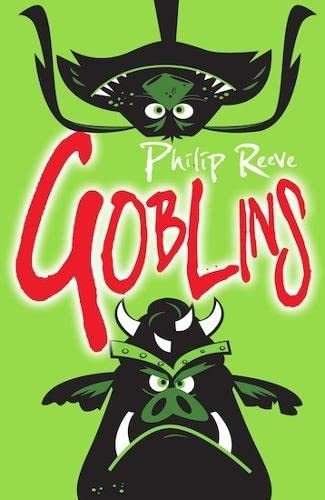 GOBLINS - RARE LIMITED DOUBLE SIGNED, STAMPED & NUMBERED SOFT COVER FIRST EDITION FIRST PRINTING ...