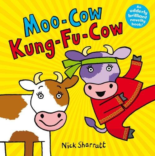 9781407115528: Moo-Cow Kung-Fu-Cow