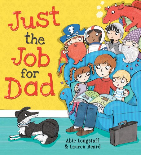 9781407115641: Just the Job for Dad