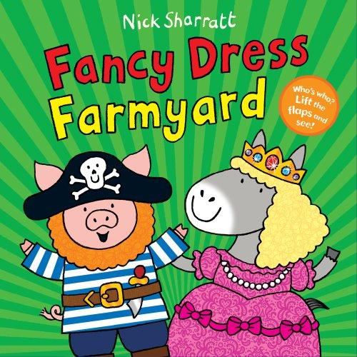 9781407115917: Fancy Dress Farmyard