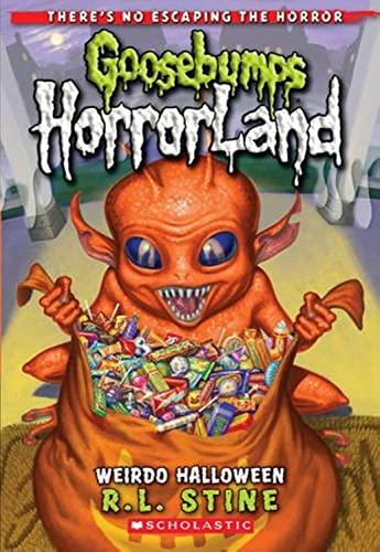 9781407116372: Weirdo Halloween (Goosebumps Horrorland)