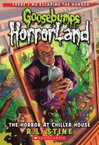 9781407116402: The Horror at Chiller House (Goosebumps Horrorland)