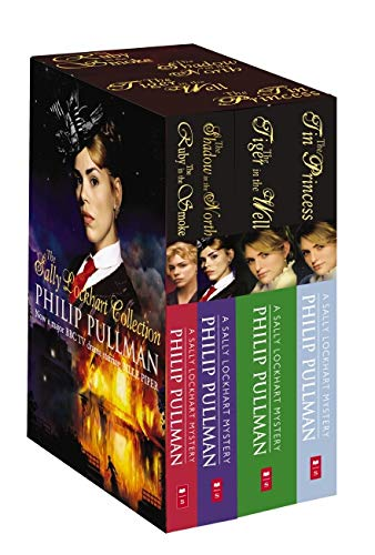 9781407116419: The Sally Lockhart Collection: The Ruby in the Smoke, The Shadow in the North, The Tiger in the Well and The Tin Princess