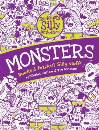 9781407116594: Monsters (Seriously Silly Activities)