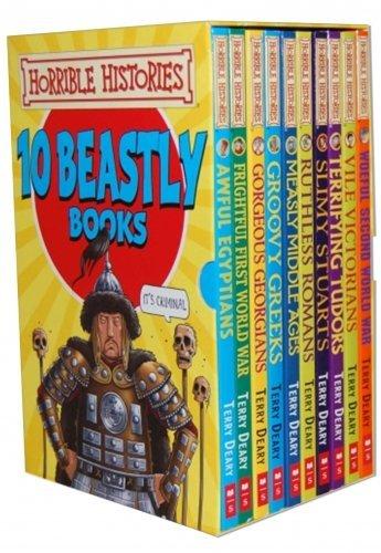 9781407116624: Horrible Histories Boxset
