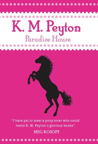 Paradise House (1407116649) by K. M. Peyton