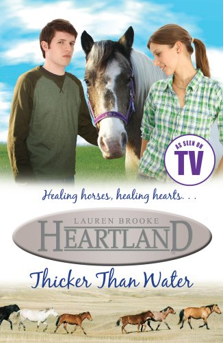9781407116952: Thicker Than Water (Heartland)