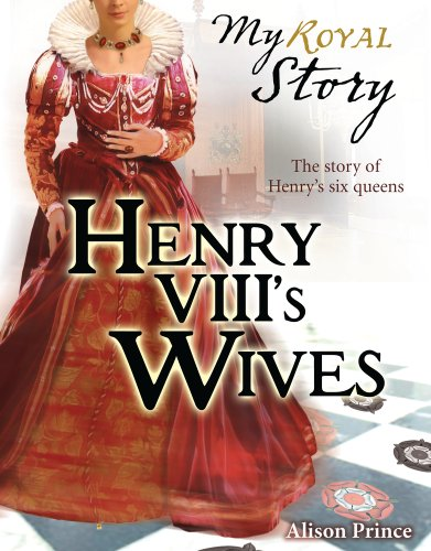 9781407117355: Henry VIII's Wives (My Royal Story)