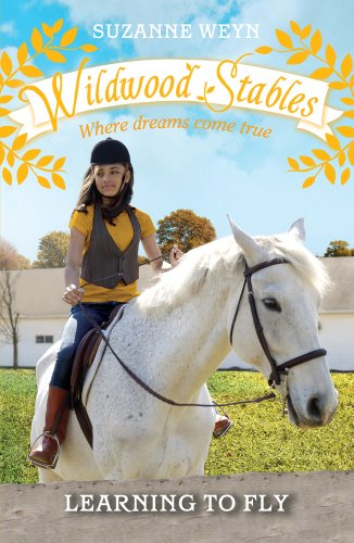9781407117423: Learning to Fly (Wildwood Stables)