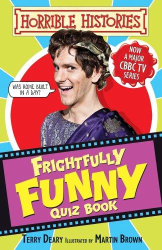 9781407117478: Frighfully Funny Quiz Book