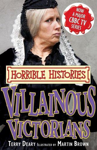 9781407117751: Villainous Victorians (Horrible Histories)