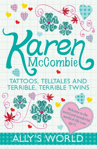 9781407117881: Tattoos, Telltales and Terrible, Terrible Twins (Ally's World)